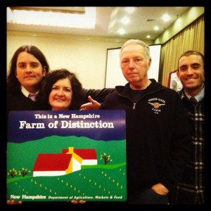 white gate farm of distinction